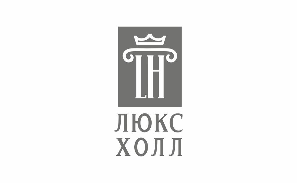 Логотип - Люкс Холл