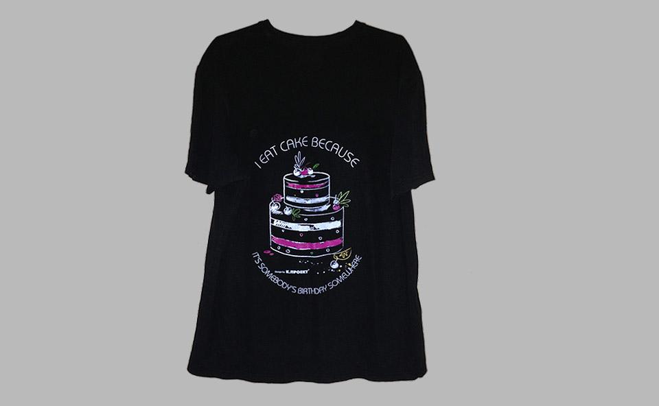 Печать на футболках Воронеж