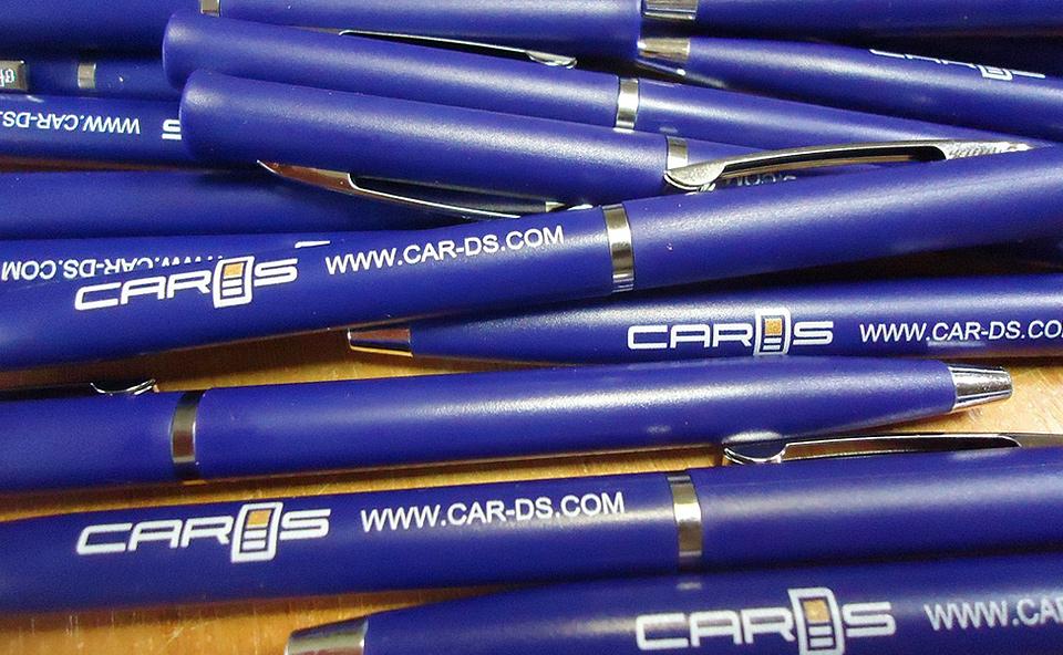 Нанесение логотипа на ручки. УФ печать на ручках Воронеж